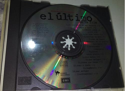 cd de el último de la fila