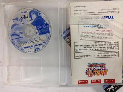 cd de game cub original japones naruto