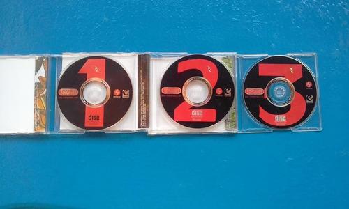 cd de jogos collection top games numero 1-2-3 ano 1
