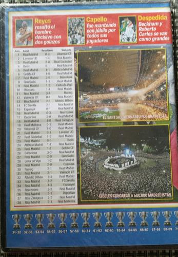 c.d de las mejores imagenes de la liga real madrid coleccio