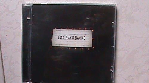 cd de los rayo backs (rock mexicano): pila de éxitos 2011