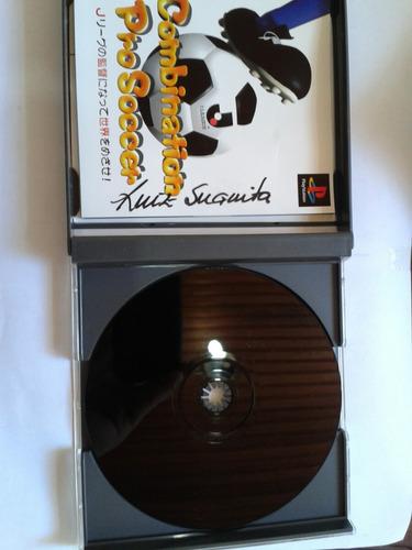 cd de play 1 original combination pro soccer