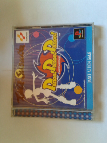 cd de play 1 original dance