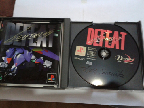 cd de play 1 original defeat lighthing