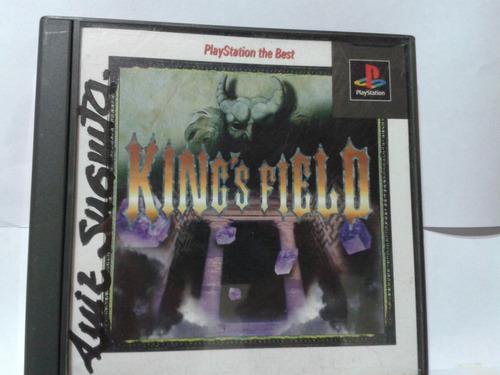 cd de play 1 original kings field