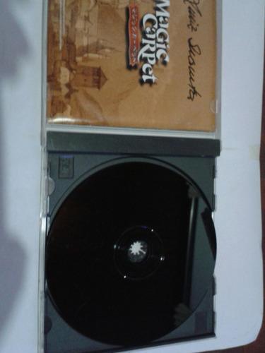 cd de play 1 original magic carpet