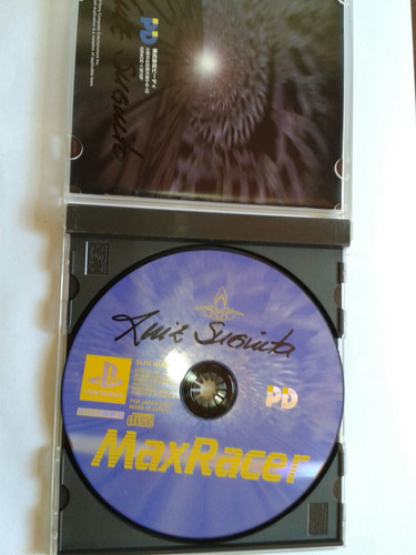 cd de play 1 original max racer