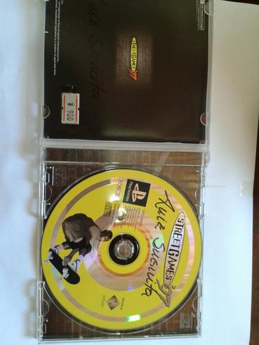 cd de play 1 original street games 97