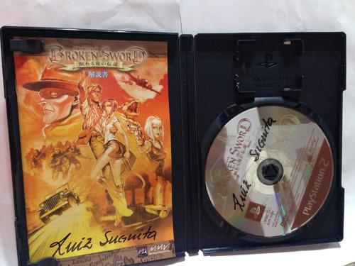 cd de play 2 original broken sword