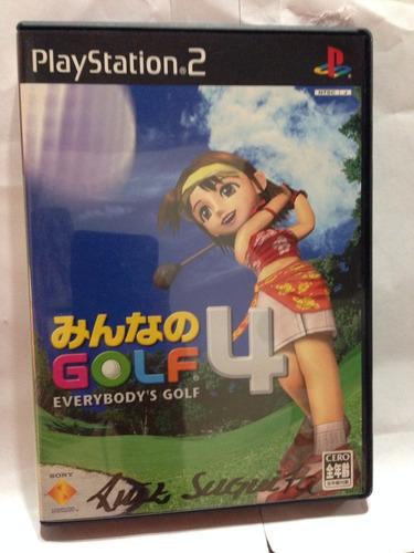 cd de play 2 original golf 4