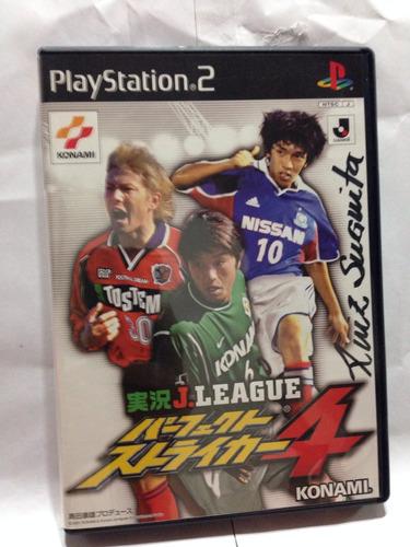 cd de play 2 original j league 4