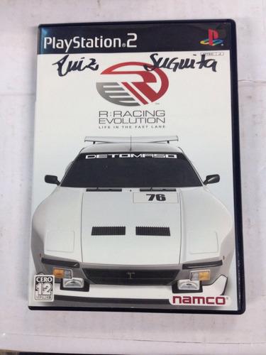 cd de play 2 original racing evolution