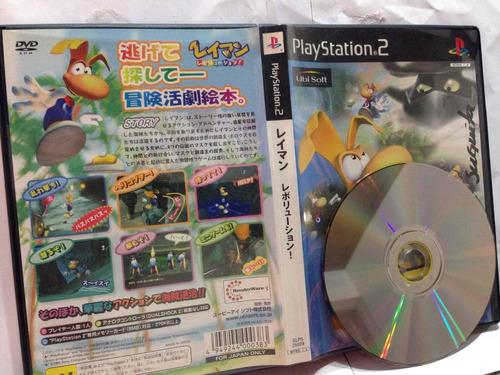cd de play 2 original ray man
