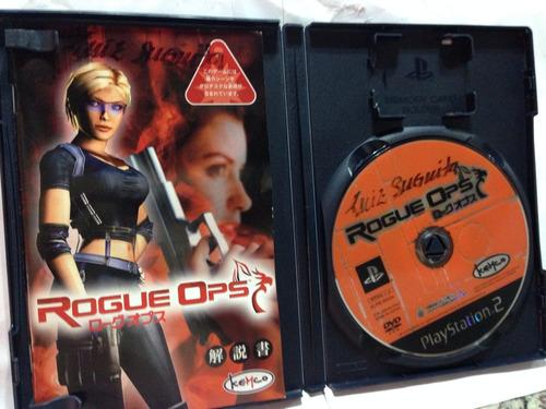 cd de play 2 original rogue ops