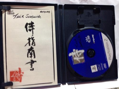 cd de play 2 original samurai