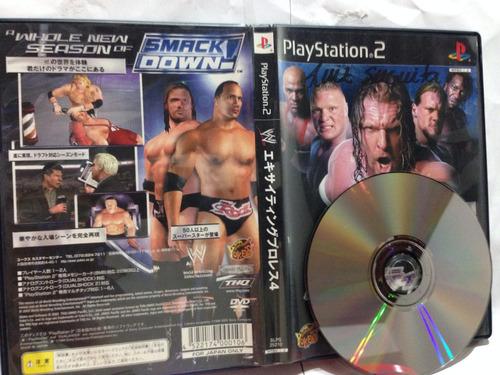 cd de play 2 original smack down