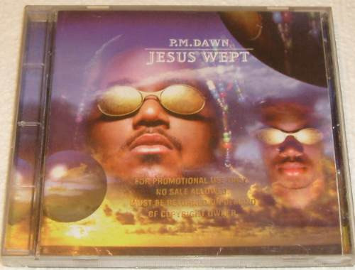 cd de p.m. dawn - jesus wept - original