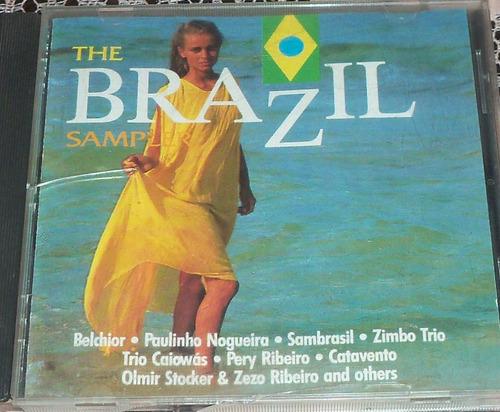 cd de  the brazil sampler - the best...
