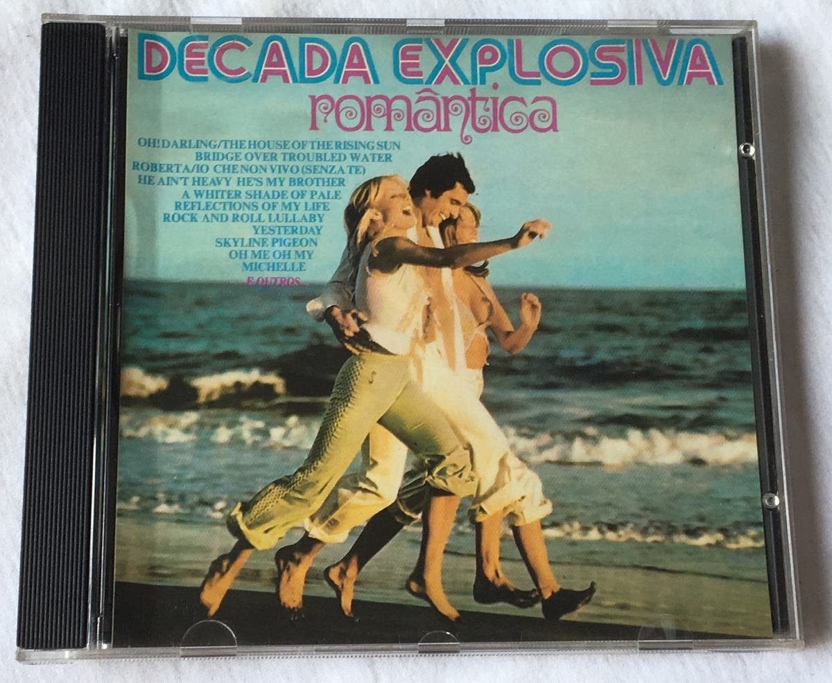 cd decada romantica explosiva