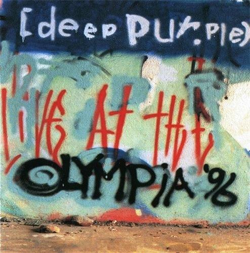 cd deep purple ¿ live at the olympia '96 (duplo importado)