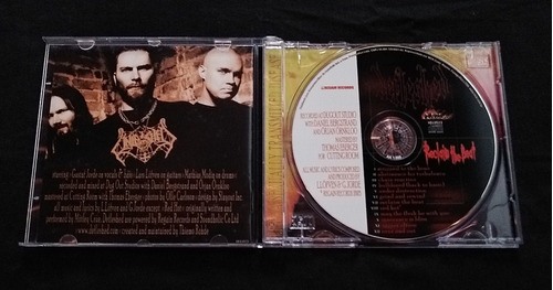 cd - defleshed - reclaim the beat