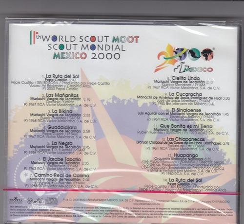 cd del 11th word scout moot mondial méxico 2000