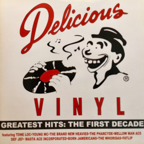 cd delicious vinyl greatest first decade tone loc young mc