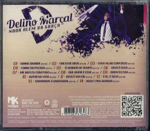 cd delino marçal nada além da graça mk lc11
