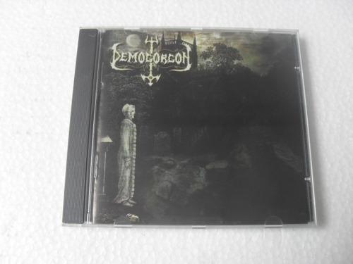 cd demogorgon - tenebrae - gravadora headbanger force