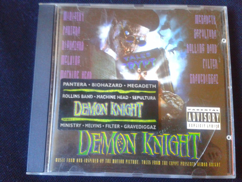 cd demon knight