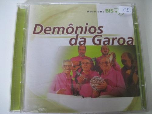 cd  =  demonios da garoa - serie bis