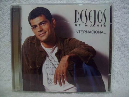 cd  desejos de mulher - internacional - 314b247