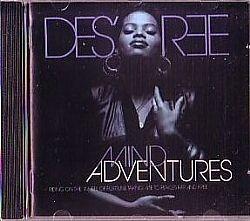 cd des'ree - mind adventures (usado-otimo)