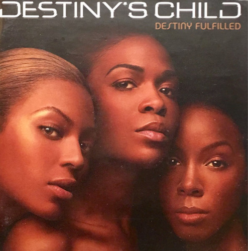 cd destinys child fulfilled