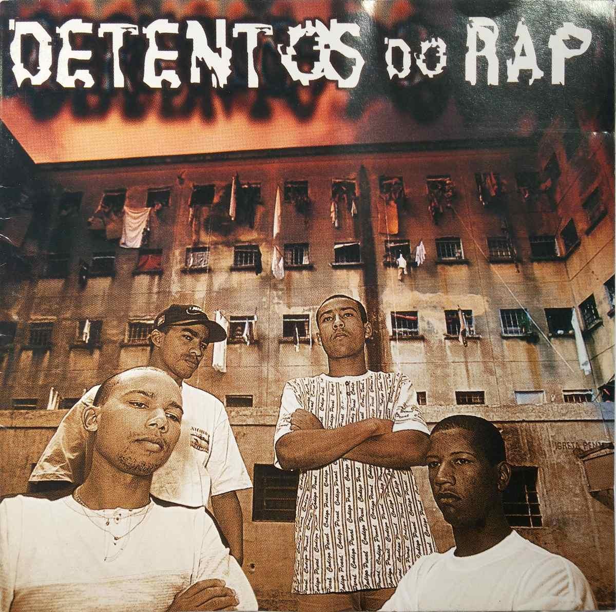 cd detentos do rap sua musica