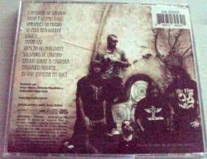 cd detonautas - retorno de saturno (autógrafo de 2 membros)