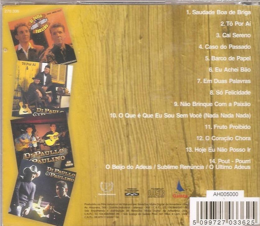 PAULO BAIXAR E PAULINHO CDS DI