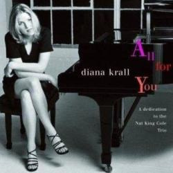 cd diana krall - all for you