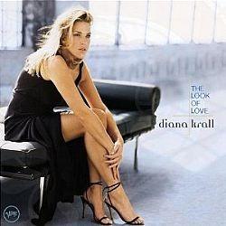 cd diana krall - the look of love (usado/otimo)