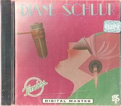 cd diane schuur - timeless (novo/lacrado)