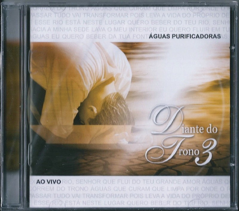 cd diante do trono aguas purificadoras