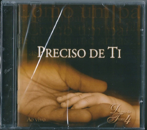 cd diante do trono 4 preciso de ti lc03