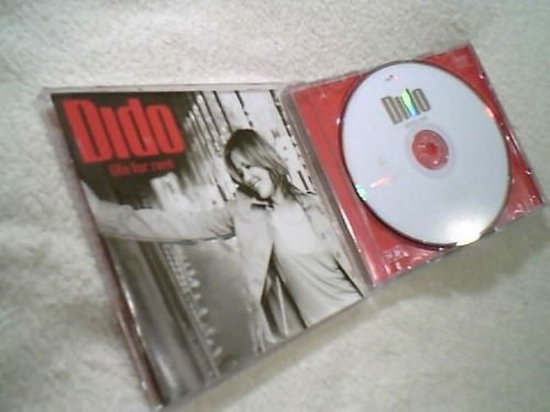 cd ( dido - life for rent  ) 2003