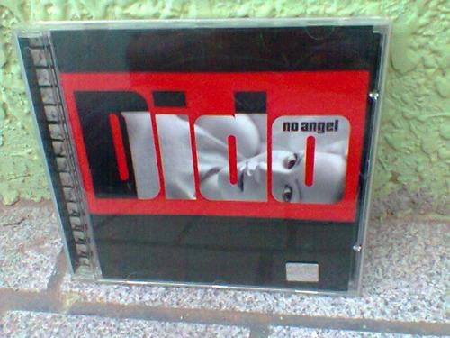 cd dido  / no angel     --  1999    (frete grátis)