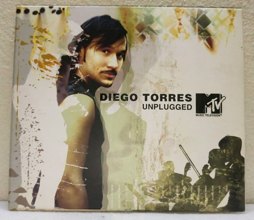 cd diego torres - mtv unplugged