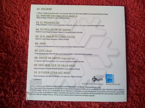 cd diego verdaguer - historia musical