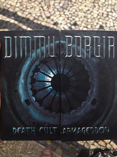 cd dimmu borgir death cult armagedom digipak