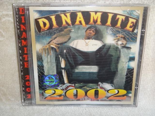cd dinamite 2002