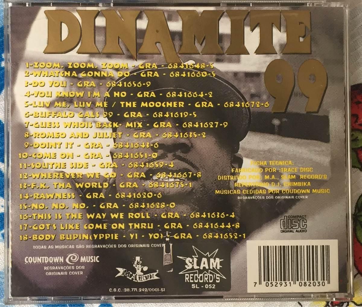 o cd dinamite 99 gratis