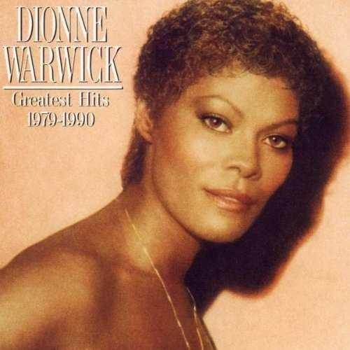 cd dionne warwick - greatest hits 1979-1990 (com deja vu)